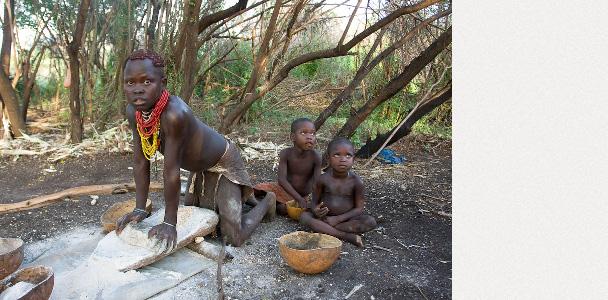 Каро, Етиопия